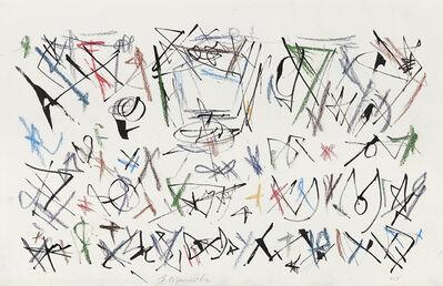 Ernest Mancoba, 'Untitled (V.7)', 1993