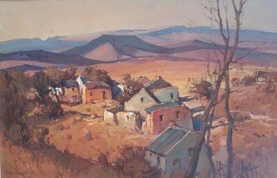 Titta Fasciotti, 'Rural landscape', 1974