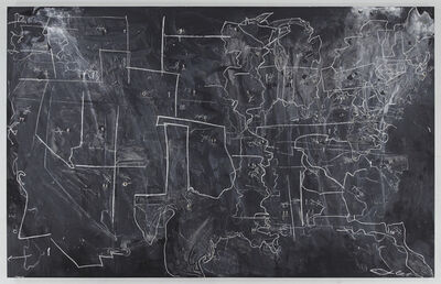 Suzanne McClelland, 'Since Oklahoma After Johns Before Tomorrow (SPLC)', 2015