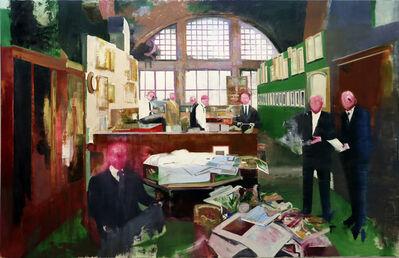 Vitaly Pushnitsky, 'Collectors Club', 2017