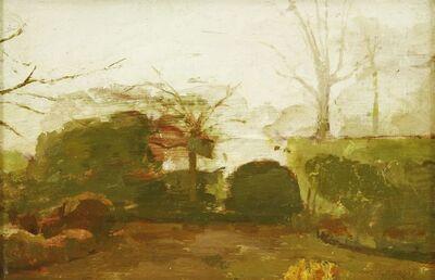 Margaret Green, 'FOGGY GARDEN'