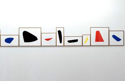 Irma Álvarez-Laviada, 'Formas 1-12', 2019