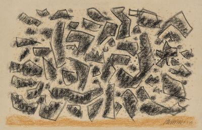 Willi Baumeister, 'Bewegung III', 1949