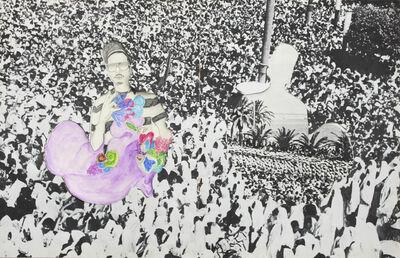 Yesmine Ben Khelil, 'J'ai tenu parole', 2015