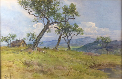 Filippo Anivitti, 'Landscape'