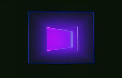 James Turrell, 'Wedgework VI', 2016