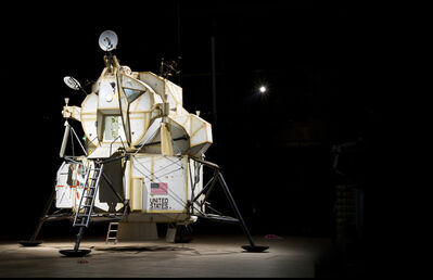 Tom Sachs, 'Landing Excursion Module', 2007-2012