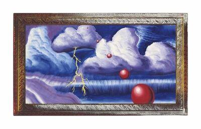 Kenny Scharf, 'Stormy Weather'