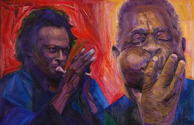 Martin Cohen, 'Miles & Dizzy', 2005