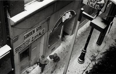 "Alberto Goldenstein, 'Sin Título, Serie ""Americanas, Boston, 1982-1983"". ', 1982-1983"