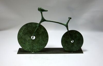 Robert Holmes, 'Bicycle, Minature AP1', Contemporary