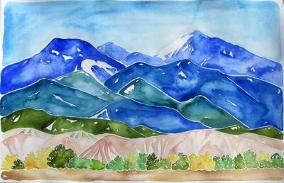 Scott Winterrowd, 'Jemez Mountains, Chicoma Peak', 2016