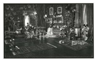 Peter Milton, 'Sight Lines IV. The Studio.', 2012