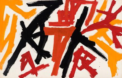 Guido Molinari, 'Sans titre (G.M.-P-444)', 1958