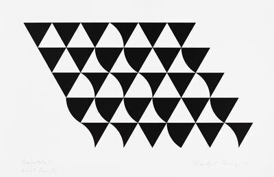 Bridget Riley, 'Bagatelle 1', 2015