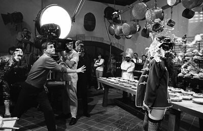 Bob Willoughby, 'BLAKE EDWARDS', 1964