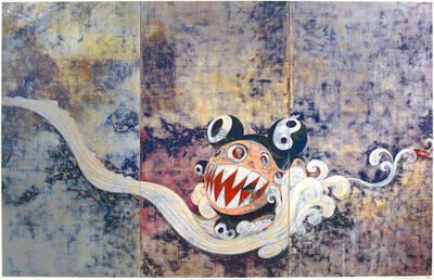 Takashi Murakami, 'TAKASHI MURAKAMI 727 ', 2003