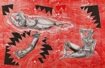"""Luis Miguel Valdes, '""""En las nubes""""', 2003"""