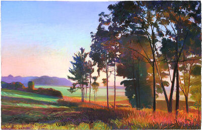 Charles Basham, 'GROWING WARMER', 2005