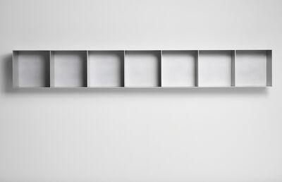 Maarten van Severen, 'Wall-mounted shelf, model no. K7V90', designed 1990