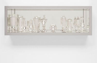 Josiah McElheny, 'Historical Renaissance, Mirrored and Reflected (Decorated)', 2003