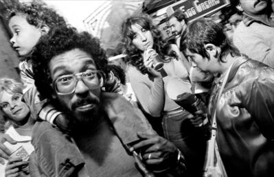 Bruce Gilden, 'New York City, USA, 1984', 1984