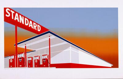 Ed Ruscha, 'Standard Station', 1966