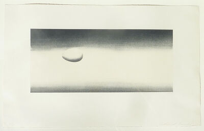 Ed Ruscha, 'Egg  (from the Domestic Tranquility Series)', 1974