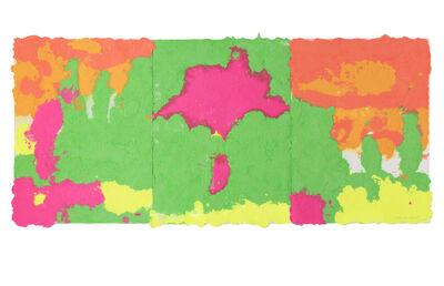 Shinro Ohtake, 'Pink Tree', 2015
