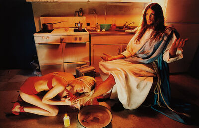 David LaChapelle, 'Anointing from the series Jesus is my Homeboy', 2003