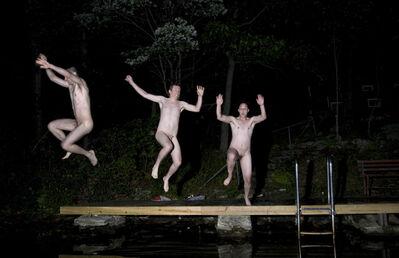EVAN SCHWARTZ, 'Jump!', 2014