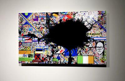 Agnieszka Kurant, 'Collective Rorschach Test', 2019