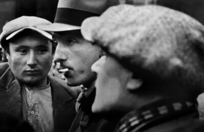 Robert Capa, 'Workers at the Renault car factory during a sit-in strike. Boulogne-Billancourt, France. ', 1936
