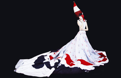 Erik Madigan Heck, 'Thom Browne (Ship Dress)', 2015