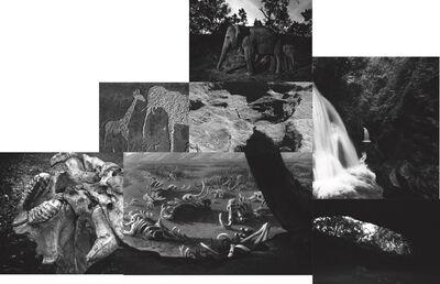 Carlos Casas, 'Location Board VI', 2011-2019