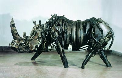 Ara Alekian, 'Rhino', 1997