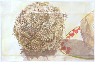 Dawn Clements, 'Celery Root and Rutabaga', 2014