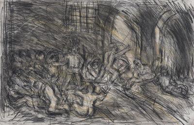 Leon Kossoff, 'From Goya 'The Madhouse'', 1994