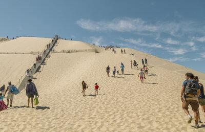 Raphael Brunk, 'Dune de Pilat', 2014