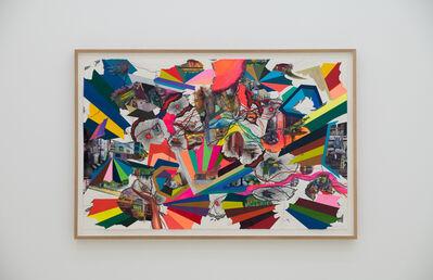 Franz Ackermann, 'Fracht Ladung Ⅰ 船货 1', 2019