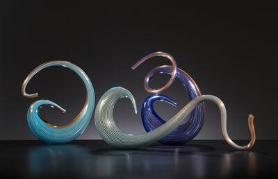 Lino Tagliapietra, 'Fenice Installation', 2017