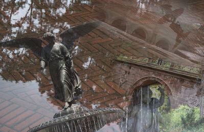 Frederick Hodder, 'Bethesda Fountain', 2014