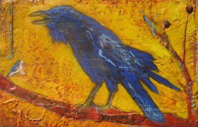 Marcie Wolf-Hubbard, 'Big Bird, Little Bird'