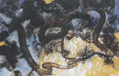 Christian de Laubadère 麓幂, 'The Murmur of Pines # 3', 2014
