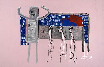 Amadou Sanogo, 'Misi (la vache)', 2014