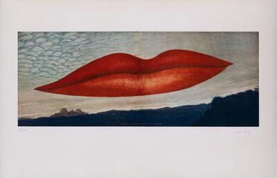 Man Ray, 'À l'heure de l'observatoire - Les amoureux', 1970