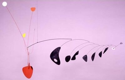 Alexander Calder, 'Study for Lobster Trap and Fish Tail', 1937-1938