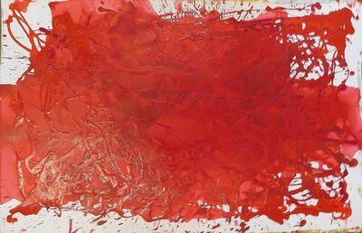 Bill Alpert, 'Red Drip', 1971-1973