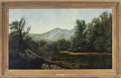 Edmund Darch Lewis, 'Hudson River Landscape'