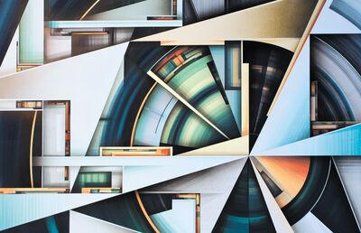 Swiz, 'Circular Painting', 2018